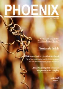 Phoenix 01 cover